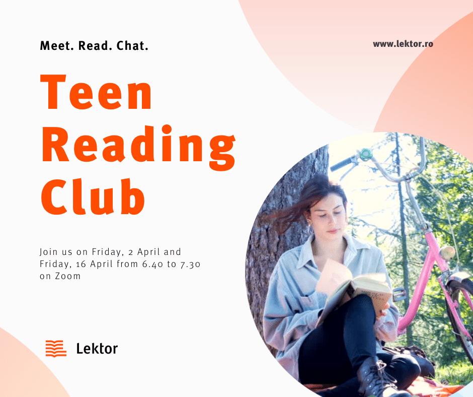 2. Teens Reading Club MARCH2
