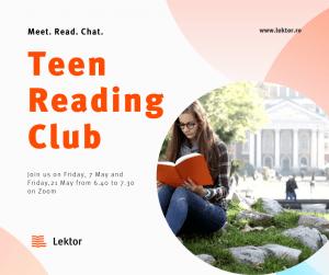 2. Teens Reading Club MARCH3